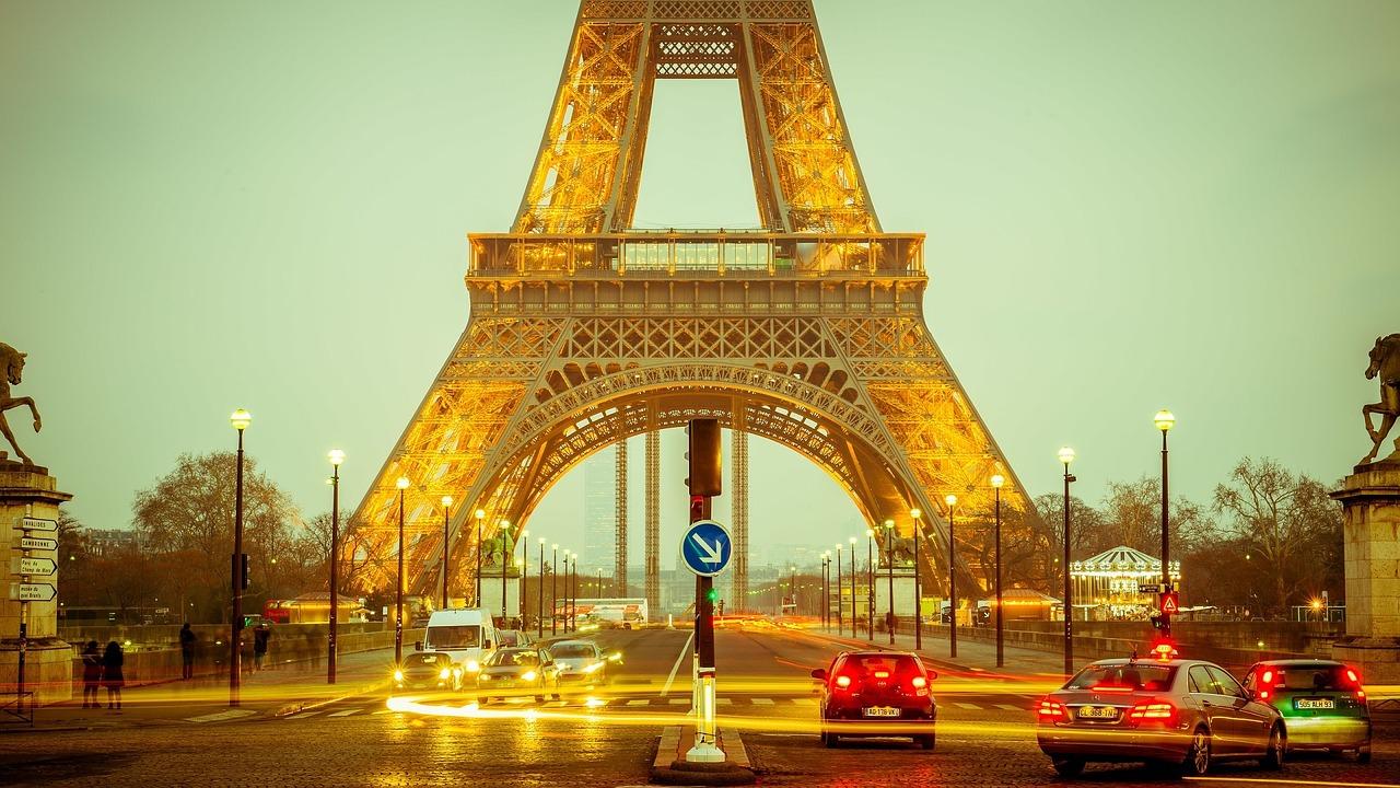 Frankrijk-Parjis-Eiffeltoren-campings